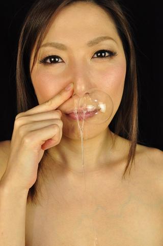鼻水観察「みれいチャン編」