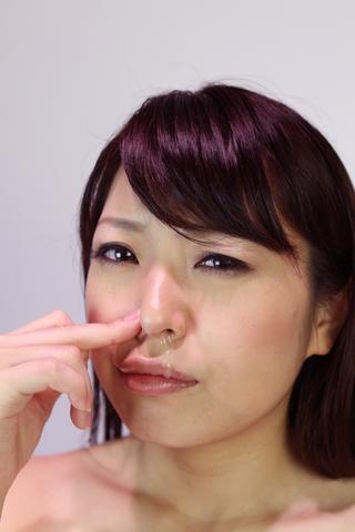 美少女の鼻水遊戯