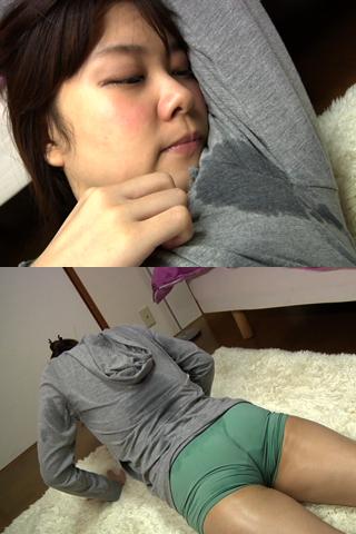 汗っかきな人妻に欲情するわ。ハイビジョン高画質(1280x720)