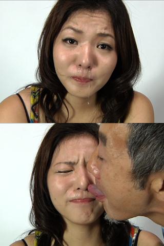 鼻虐め観察