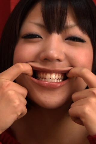 歯と喉ちんこ■写真付き■香田まこ