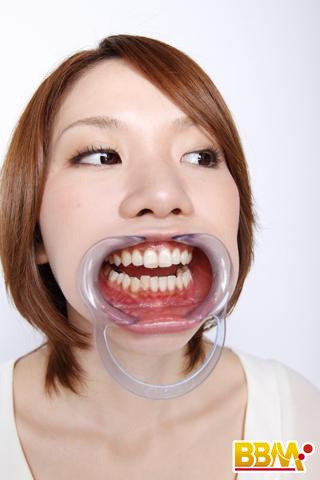 「歯とのどちんこ20人④」データ写真集