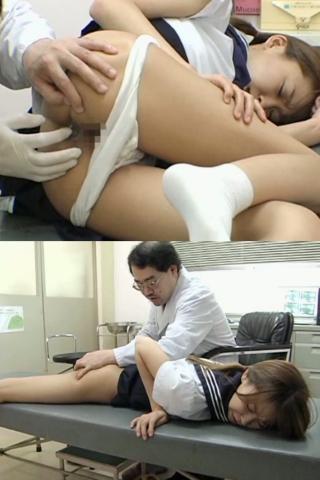 女子校生アナル診察 3名セットSD【アナル作品期間限定ワンコインキャンペーン】