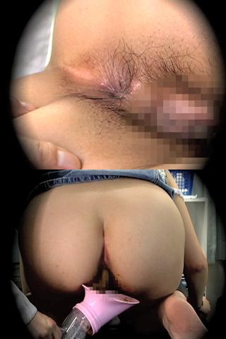 肛門科猥褻映像2名分